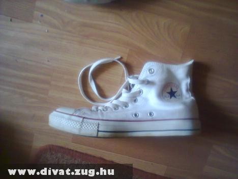 Converse cipõ fehér