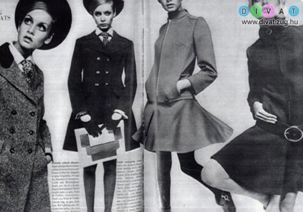 Miniszoknya: már nyolcvan éve divatban