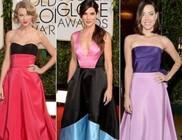 A Golden Globe ruhakölteményei