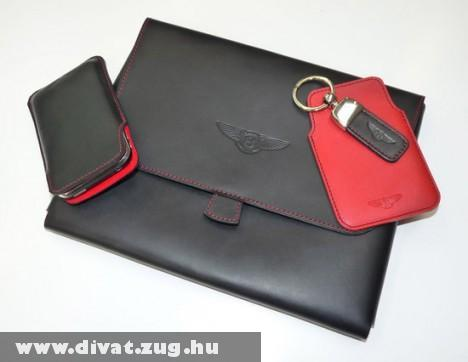 Bentley iPad, iPhone and Blackberry bõrtok
