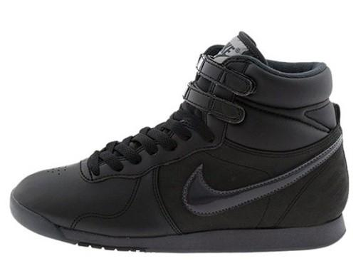 Nike fekete cipõ