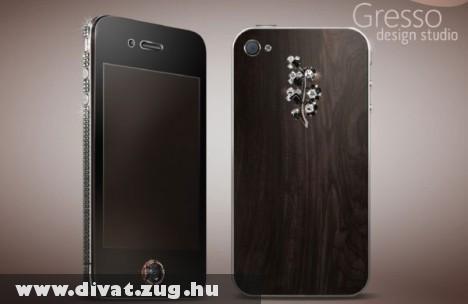 Gresso iPhone 4