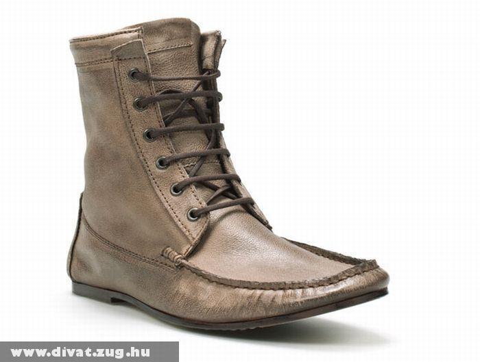Magasszárú Zara cipõ