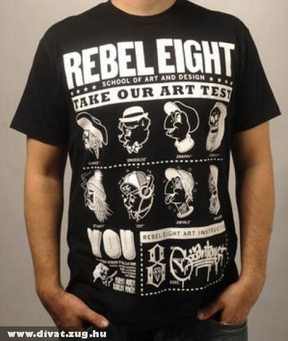 Rebel8 Art Test