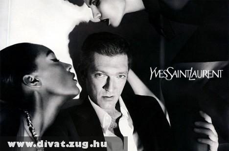 Vincent Cassel az YSL arca lett