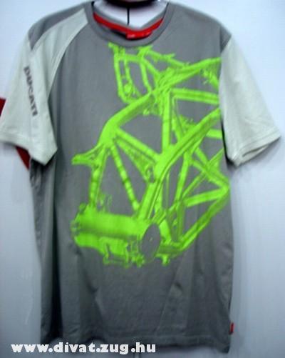 Nike szürke póló