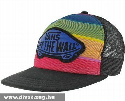 VANS Beach Girl Trucker
