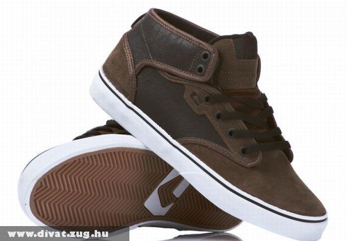 Globe Motley Mid Shoes