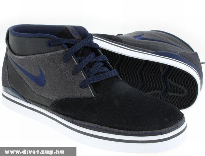 Nike 6.0 Brazen Shoe In Black