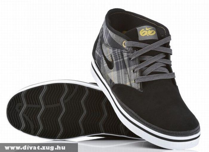 Nike 6.0 Brazen Shoes - Light Charcoal