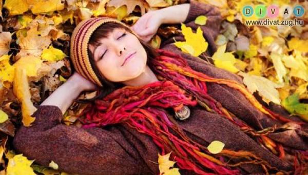Az ősz divat színei