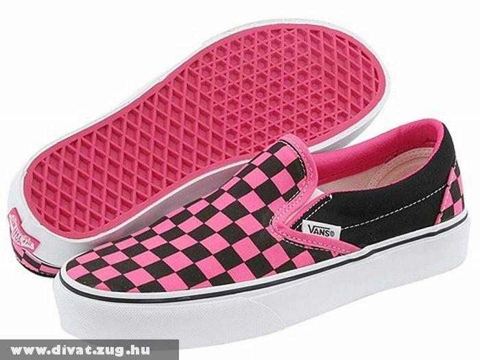 Vans Classic Slip-on/pink/