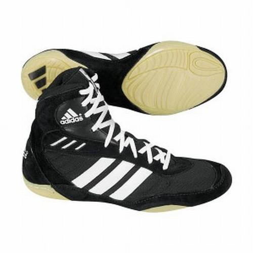 Fekete magasszárú cipõ