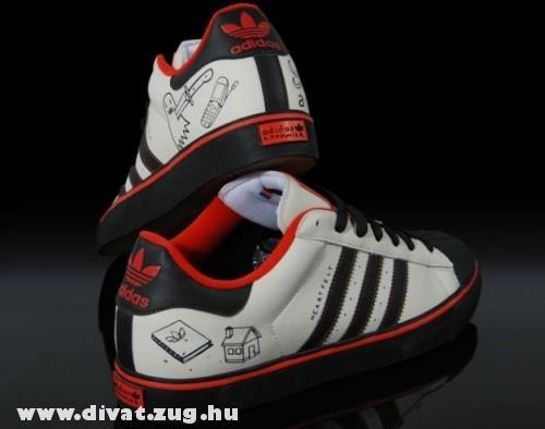 Adidas 'deszkás' cipõ