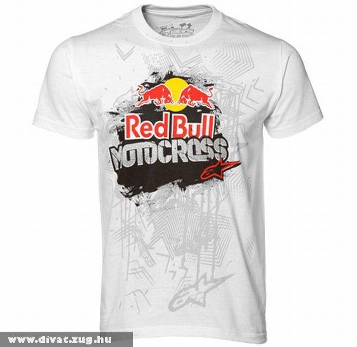 Alpinestars Red Bull