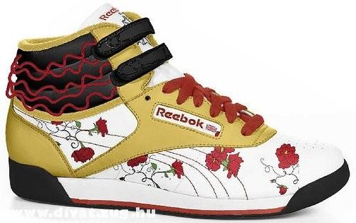 Reebok Freestyle World
