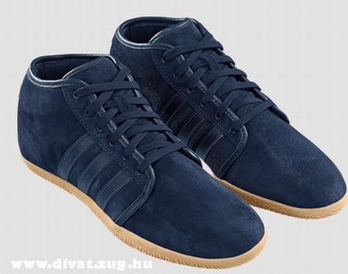 Sötét kék Adidas cipõ