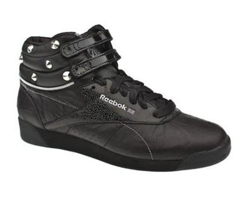 Fekete Reebok Freestyle cipõ