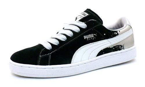 Fekete-fehér Puma
