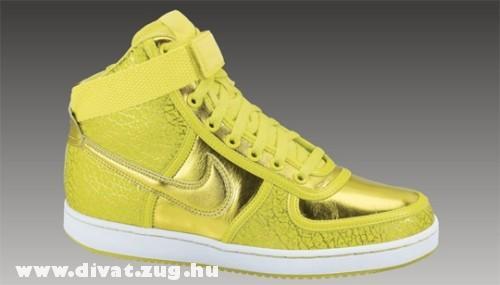 Sárga Nike cipõ