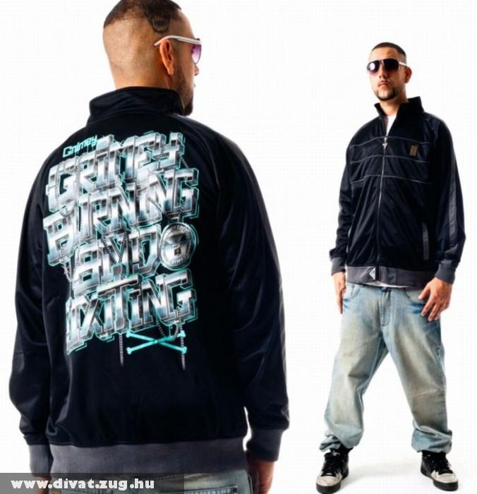 GRIMEY WEAR Bling Jacket
