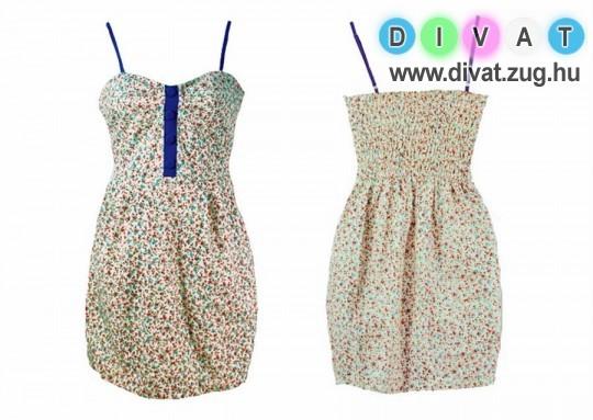Aprómintás nyári ruha