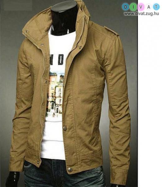 Trendi tavaszi férfi kabát