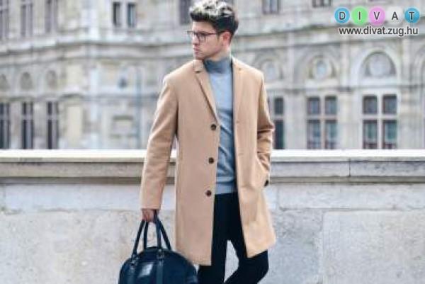 Átmeneti kabát őszre