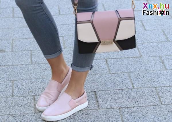 Őszi cipő és táska