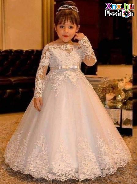 Menyasszonyi ruha - koszorús lány