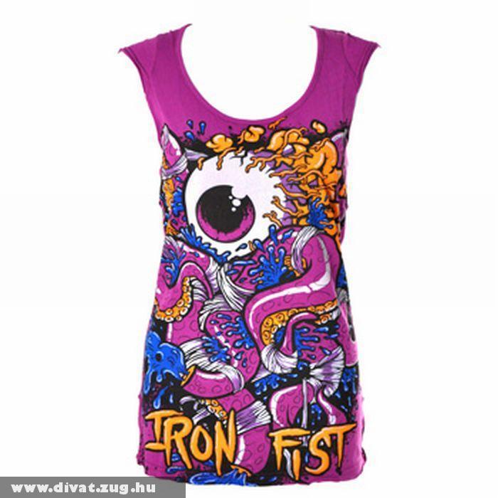 Iron Fist Oh No Print