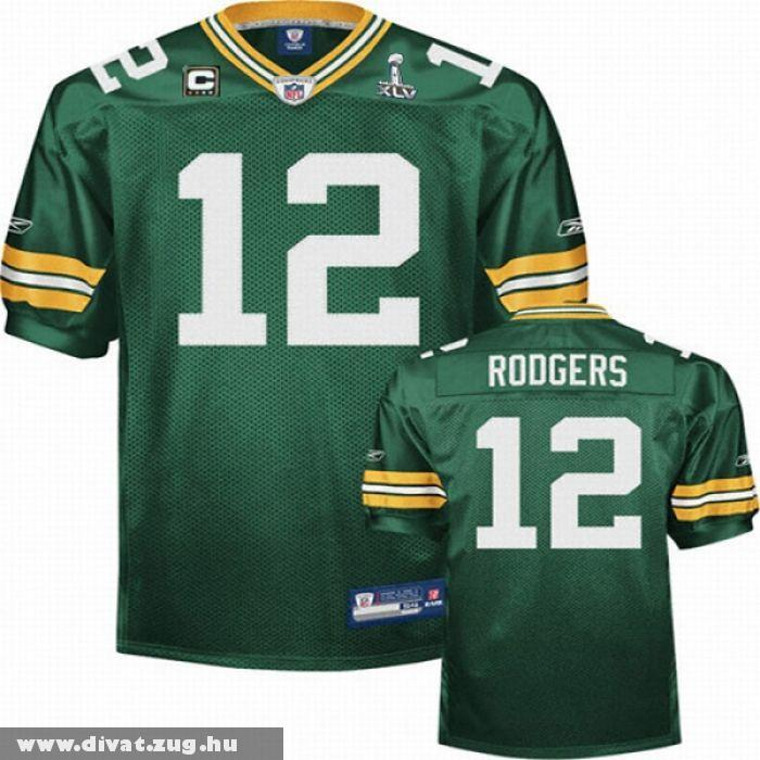 Reebok Green Green Bay Packers