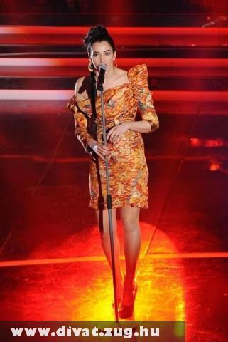 Vivienne Westwood által tervezett ruha