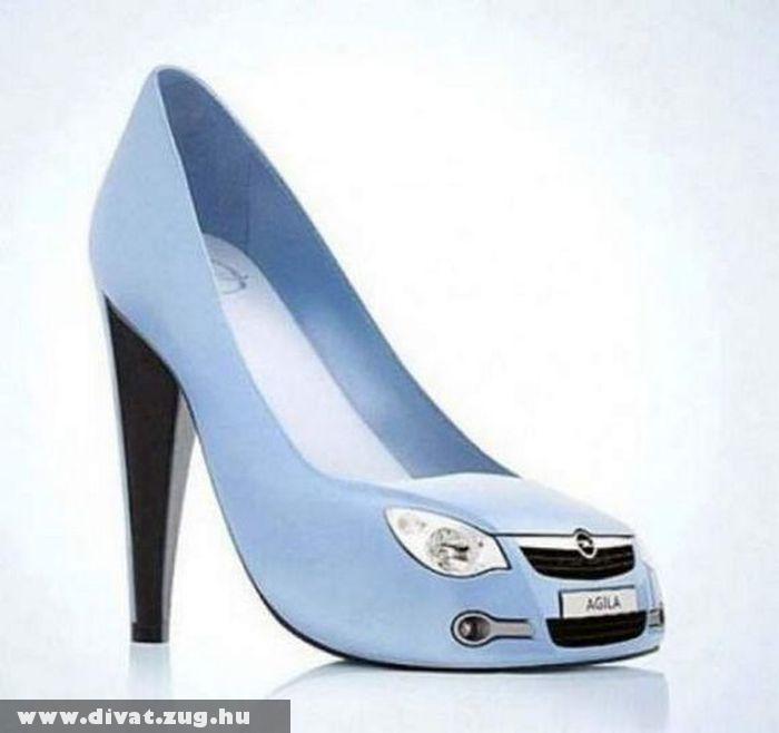 Autós cipõ