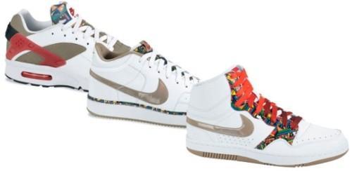Három divatos Nike cipõ
