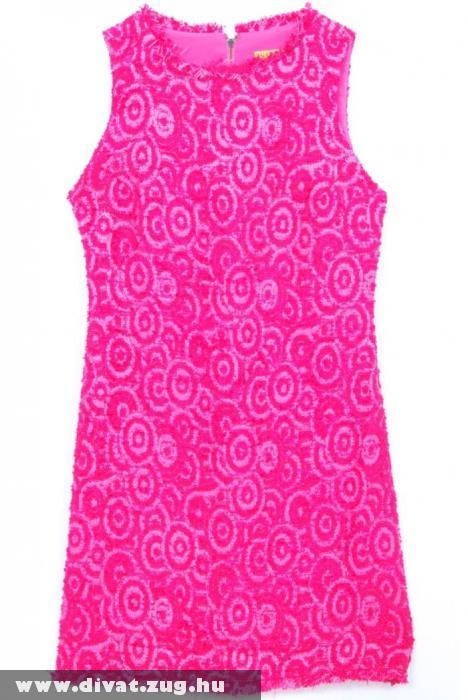 Rózsaszín egyberészes ruha
