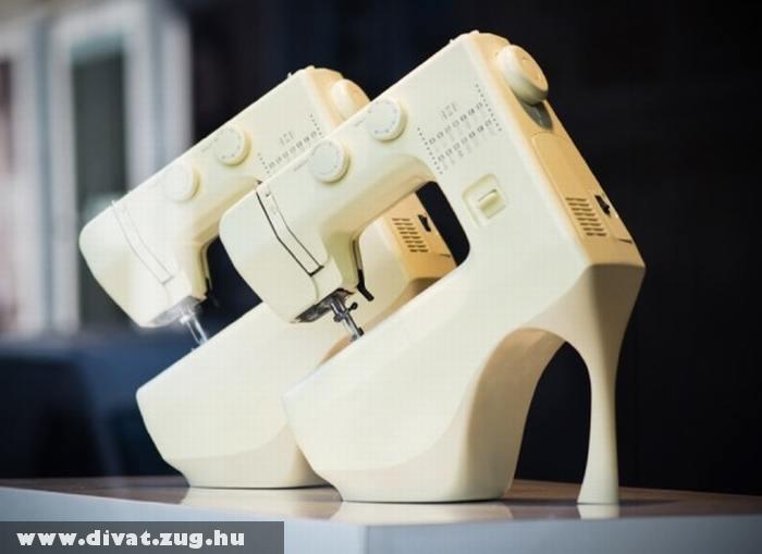 Varrógép cipõ