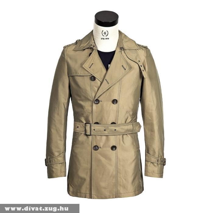 Férfi õszi kabát