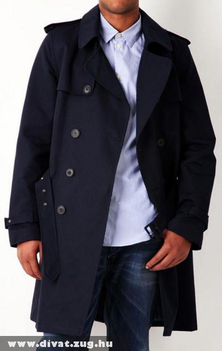 Elegáns férfi kabát