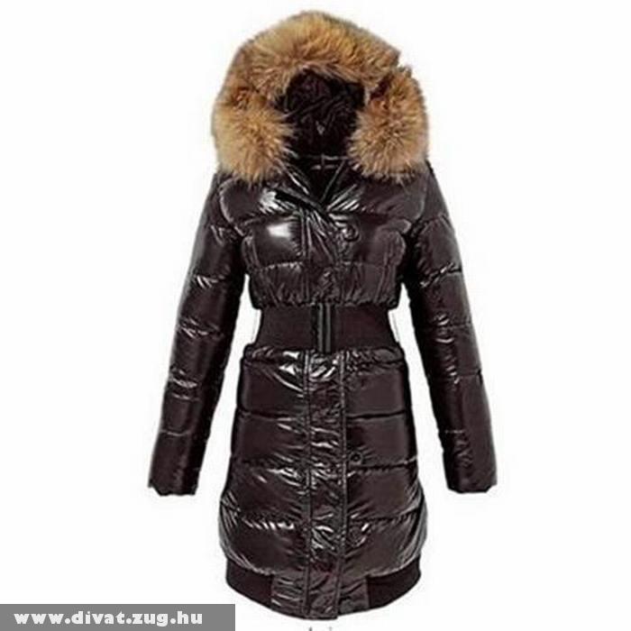 Lakkozott téli kabát