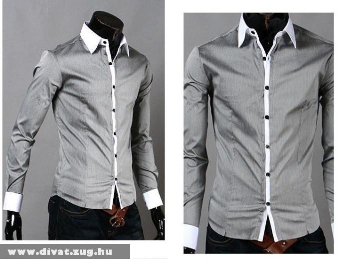 Divatos férfi ing
