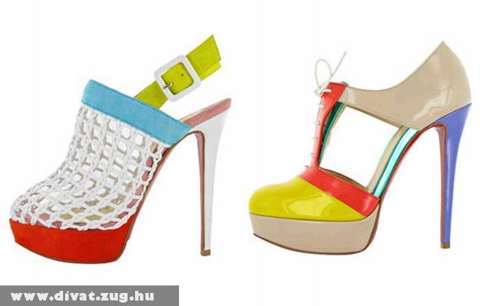 Az extrém cipõ kedvelõinek