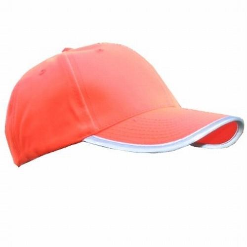 Narancssárga baseball sapka