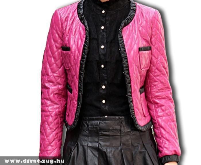 Pink tavaszi dzseki · Galéria · Divat Magazin