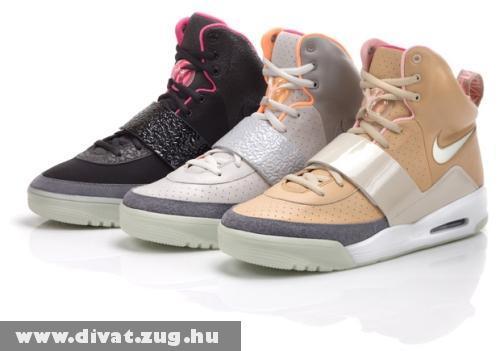 2010-es Nike cipõk