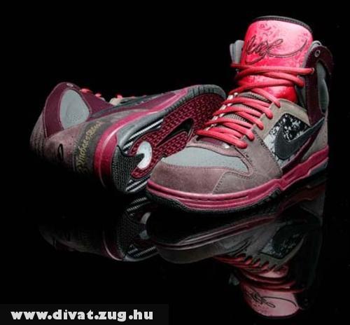 Rózsaszín Nike cipõ