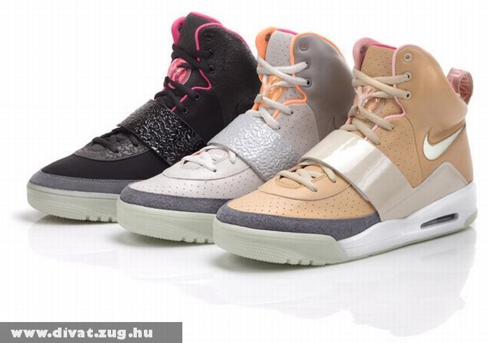 Nike Air Yeezy cipõk