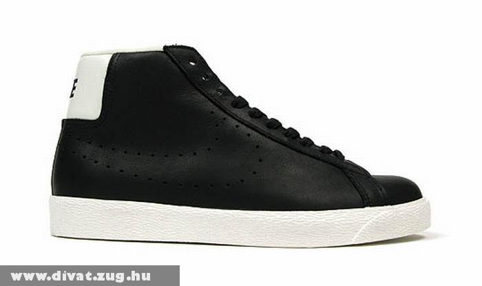 Fekete-fehér Nike cipõ