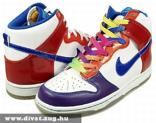Csicsás Nike cipõ