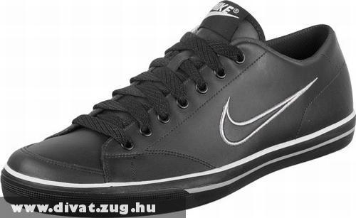 Fekete Nike cipõ